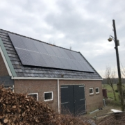 Panasonic zonnepanelen Friesland