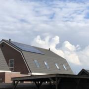 Zonnepanelen Balk Friesland Panasonic met SolarEdge