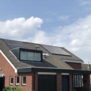 Joure zonnepanelen Friesland Panasonic