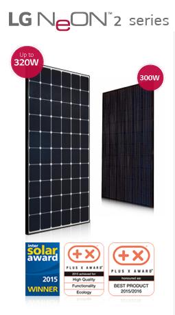 LG Solar Neon