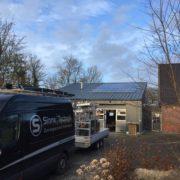 Zonnepanelen Friesland, Wijckel, Canadian Solar met SMA tripower omvormer
