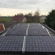 Zonnepanelen Friesland, Arum, Panasonic HIT 325 zonnepanelen met SolarEdge