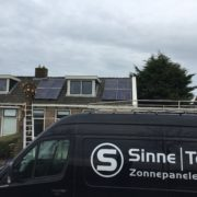 Zonnepanelen Friesland, Arum, Panasonic HIT 325 met SolarEdge omvormer en optimizers