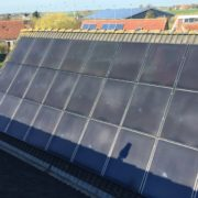 Zonnepanelen Friesland, Sneek, Solar Frontier met SolarEdge omvormer en optimizers