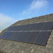Zonnepanelen Friesland Makkinga Panasonic met SolarEdge