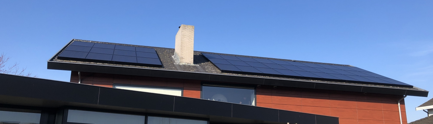 zonnepanelen Friesland Panasonic Gold dealer