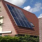 Canadian Solar zonnepanelen met SMA omvormer in Balk