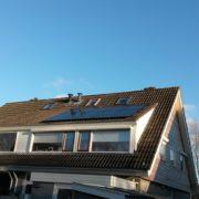 Suntech zonnepaneel met Solar Edge omvormer in Sneek