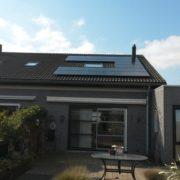 Suntech zonnepanelen met SolarEdge omvormer in Goutum