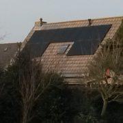 Suntech zonnepanelen met Solar Edge omvormer in Lemmer