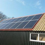 Suntech zonnepanelen Stavoren