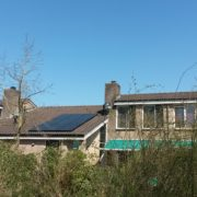 Suntech zonnepanelen full black met SolarEdge omvormer in Dronten