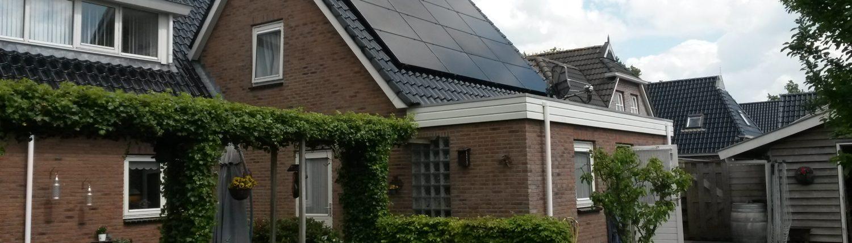 Zonnepaneel Suntech met SolarEdge in Kootstertille