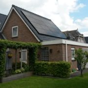 Zonnepaneel Suntech met SolarEdge in Kootstertille