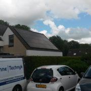 Suntech zonnepanelen met SMA omvormer