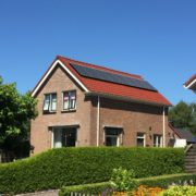 Zonnepanelen Friesland met Panasonic HIT 285 zonnepanelen met SolarEdge omvormer en optimizers