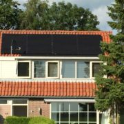 Zonnepanelen Flevoland Rutten, Suntech met SolarEdge en optimizers