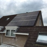 Zonnepanelen Friesland Oldeholtpade, Panasonic zonnepanelen met SolarEdge en optimizers