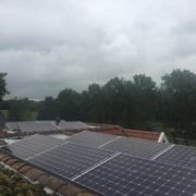 Zonnepanelen Fryslan, Panasonic zonnepanelen met SolarEdge omvormer en optimizers