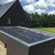 Zonnepanelen Friesland, Feanwalden, Panasonic en SolarEdge omvormer