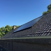 Zonnepanelen Friesland, Wijckel, Panasonic met SolarEdge omvormer en optimizers