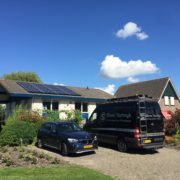 Zonnepanelen Nederland, Ursem, Panasonic met SolarEdge