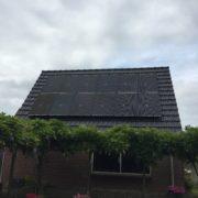Zonnepanelen Friesland, Sint Annaparochie