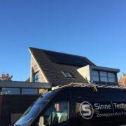 Zonnepanelen Friesland, Sloten, JA solar met SolarEdge