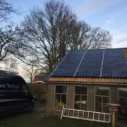 Zonnepanelen Friesland, Mirns, Panasonic met SolarEdge