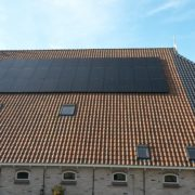 Suntech full black zonnepanelen in Boornzwaag
