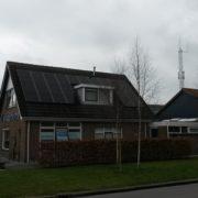 Solar Frontier zonnepanelen met SolarEdge in Stiens