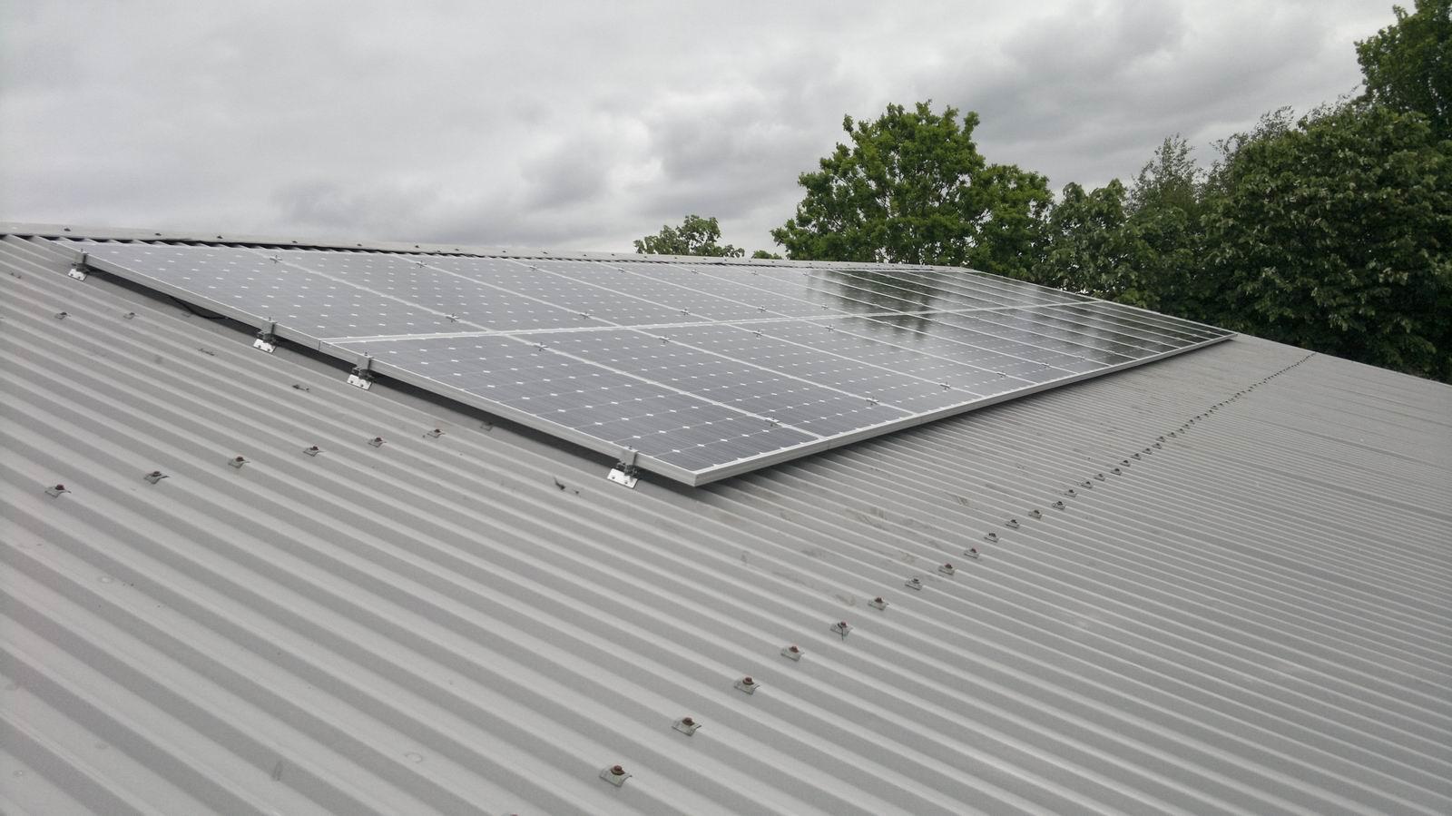 Subsidie zonnepanelen 2016